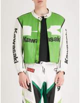 NOT APPLICABLE Vintage Eddie Lawson leather jacket