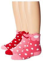 Jefferies Socks Slipper Socks 3 Pack (Infant/Toddler/Little Kid/Big Kid)