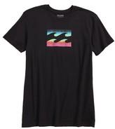 Billabong Boy's Team Wave T-Shirt