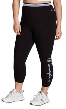 Champion Plus Size Authentic 7/8 Leggings
