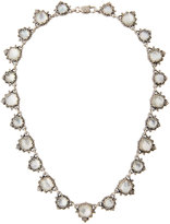 Konstantino Aura Silver & Mother-of-Pearl Cushion Necklace