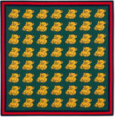 Gucci Knit bears baby blanket