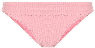 Heidi Klein Scalloped bikini bottoms