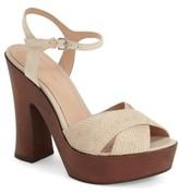 Pour La Victoire Women's 'Dakota' Platform Sandal