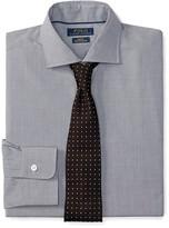 Polo Ralph Lauren Houndstooth Stretch Poplin Slim Fit Dress Shirt