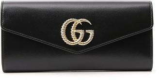 Gucci Broadway GG Logo Clutch Bag