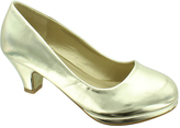 Pierre Dumas Gold Kara Dress Shoe
