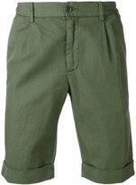 Aspesi chino shorts - men - Cotton/Linen/Flax - 54