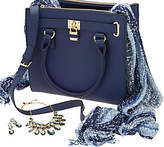 Charming charlie Blue Jewelry & Accessory Set