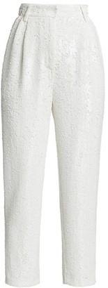 Magda Butrym Wembley Sequin Pants