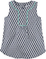 Carter's Sleeveless Print Tunic - Preschool Girls 4-7