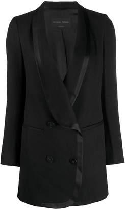 Christian Pellizzari slim-fit double-breasted blazer