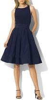Lauren Ralph Lauren Petites Dress - Matte Jersey Taffeta