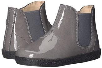 Naturino Falcotto Calvin AW19 (Toddler) (Grey Patent) Girl's Shoes