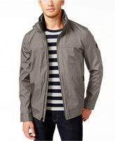 Calvin Klein Mens' Big & Tall Water-Resistant Windbreaker