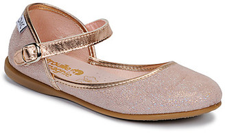 Citrouille et Compagnie JARITO girls's Shoes (Pumps / Ballerinas) in Pink