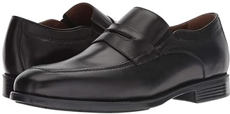 Johnston & Murphy Waterproof XC4(r) Branning Casual Penny (Black) Men's Shoes