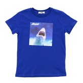 MSGM Kids Short-sleeved T-shirt With Front Print