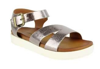 Not Rated Carmel Womens Open Toe Sandal Size 10