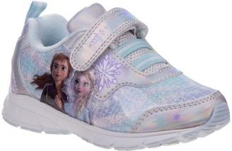 Disney Frozen 2 Anna & Elsa Light-Up Sneakers