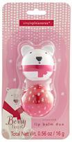 Simple Pleasures 2-pc. Berry Frost Polar Bear Lip Balm Critter Pods