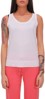 Loro Piana White Tank Top