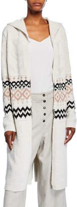 Shanty Ranch Hooded Knit Coat