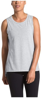 The North Face Workout Muscle Tank Top (TNF Light Grey Heather) Women's Sleeveless