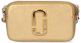 Marc Jacobs Snapshot Dtm Metallic Shoulder Bag
