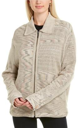 Missoni Giaccone Linen Jacket