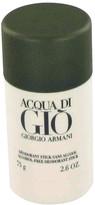 Giorgio Armani ACQUA DI GIO by Deodorant Stick for Men (2.6 oz)