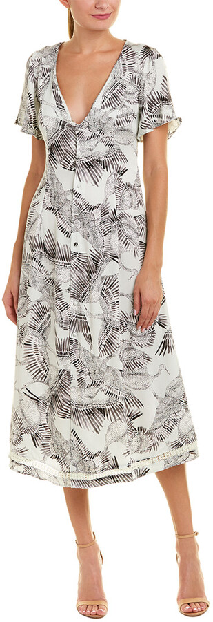 Somedays Lovin Somedays Lovin' Taking Flight Midi Dress