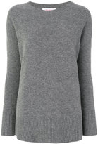 Jucca slash neck jumper