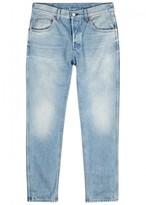 Gucci Light Blue Straight-leg Jeans