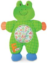 """Kids Preferred Smarty Kids """"F is for Frog"""" Comfort Cuddly Blanky"""