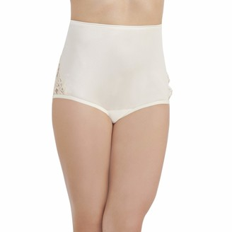 Vanity Fair Women's Underwear Perfectly Yours Traditional Nylon Brief Panties