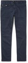 HUGO BOSS Slim-Fit Delaware Stretch Cotton-Twill Chinos