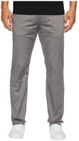 DC Worker Straight Heather Chino Men's Casual Pants