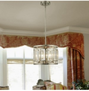 "Home Accessories Honem 11.5"" 3-Light Indoor Pendant Lamp with Light Kit"
