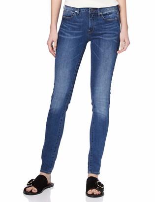 G Star Women's 3301 Mid Skinny Jeans