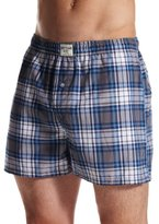 Bottoms Out Men's Comfort Woven Boxer