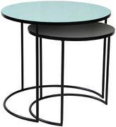 j.elliot HOME Nesting Tables Lauderdale Side Table (Set of 2)