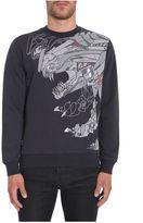 Diesel Black Gold Crew-neck Sweatshirt