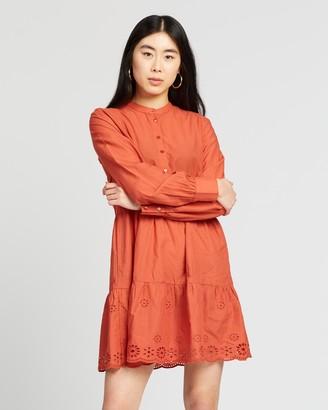 Only Amabel 3/4 Short Dress