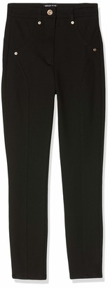 Versace Women's Lady Trouser Straight Jeans