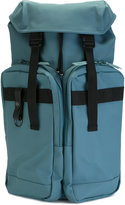 Rains Utility backpack - men - Polyester/Polyurethane - One Size