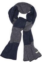Perry Ellis Birdseye Knit Scarf