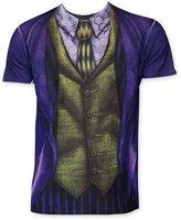 Bioworld DC Comics Mens Joker Sublimated Costume T-shirt M