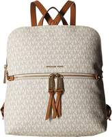 MICHAEL Michael Kors Rhea Zip Medium Slim Backpack Backpack Bags