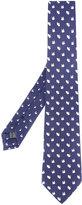 fe-fe swan pattern tie